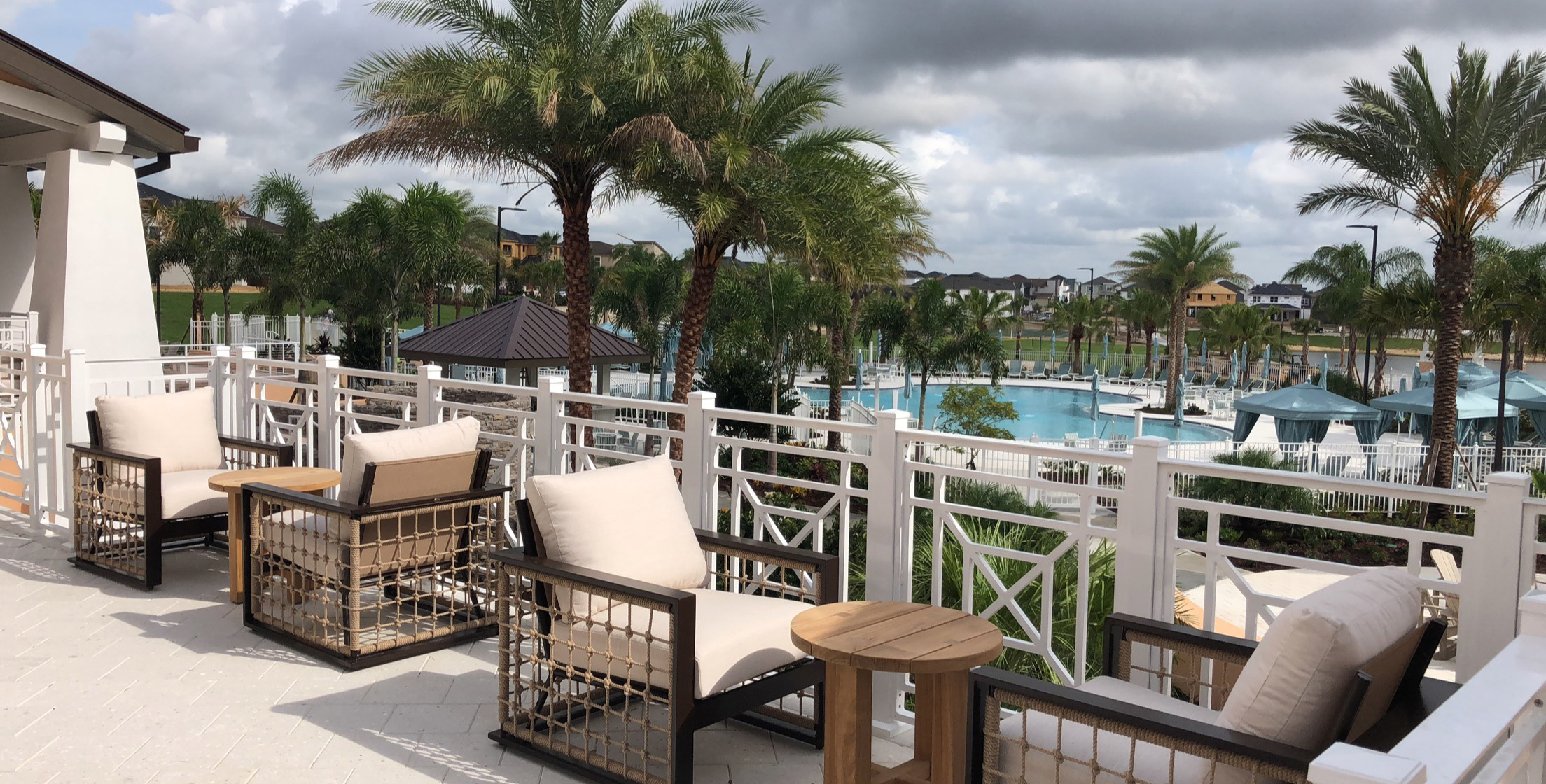 Solara Resort Clubhouse Sneak Peek