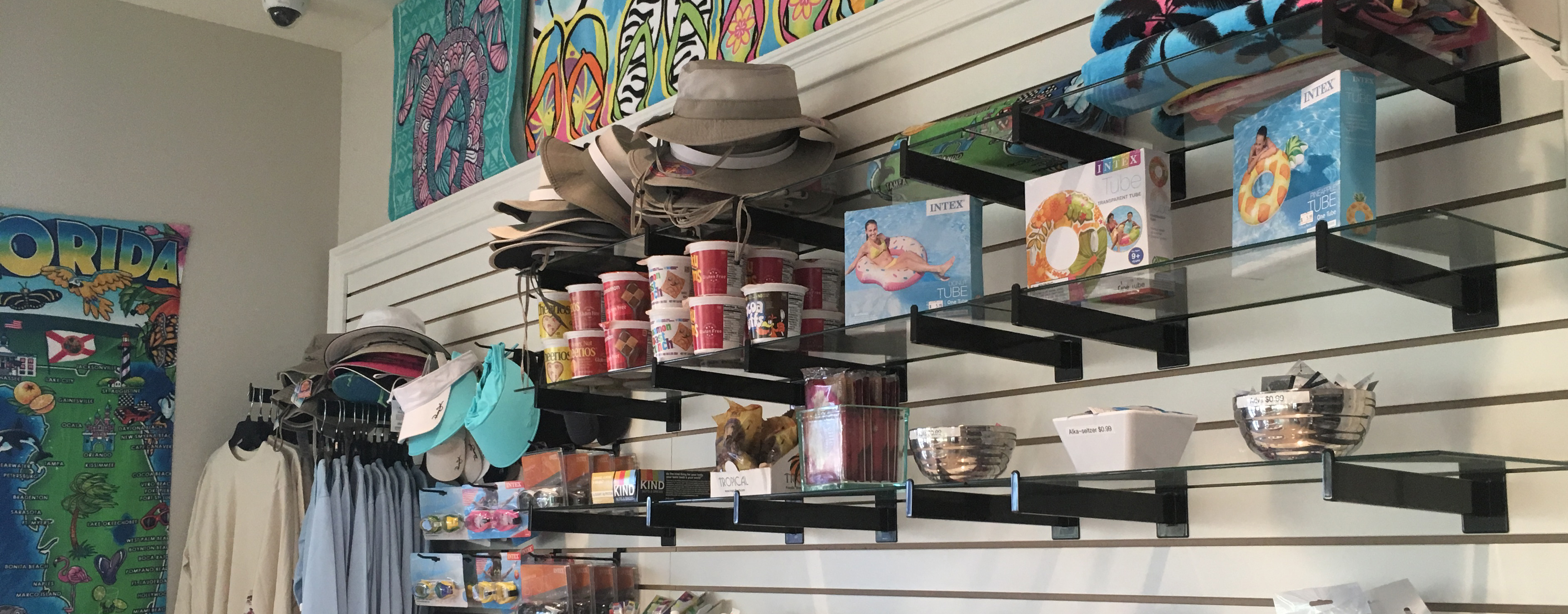 The Necessities are Waiting at the Sundry Store at Solara Resort