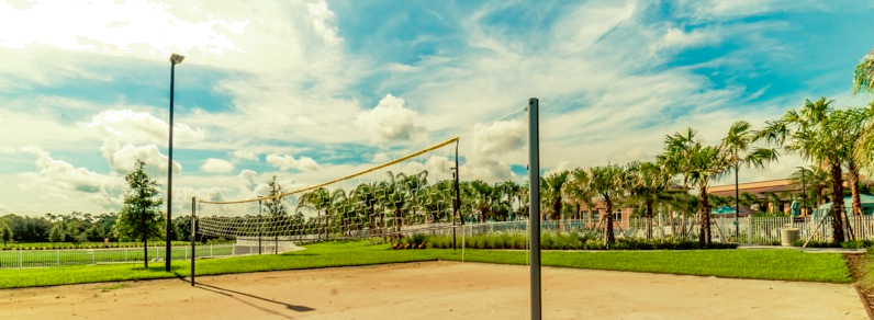 The Solara Resort Sports Fields